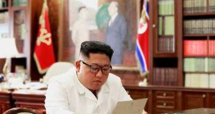Líder de Corea del Norte Kim Jong Un