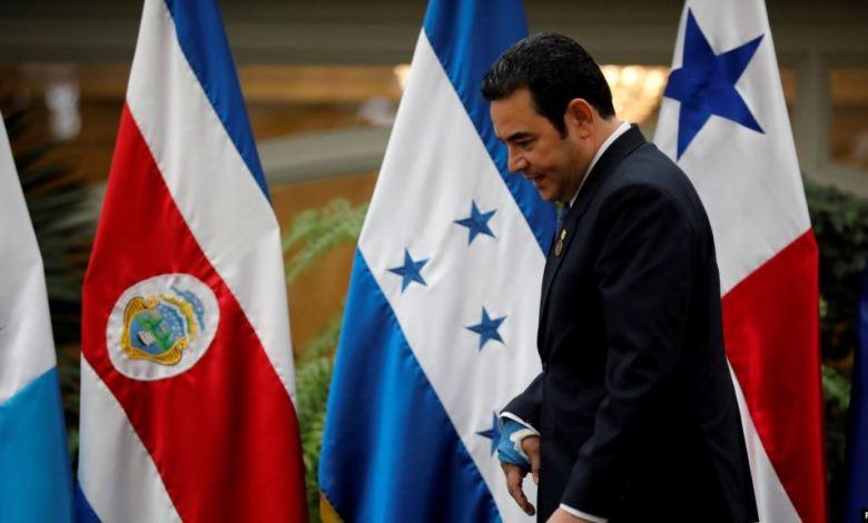 Guatemala no contemplará acuerdo de tercer país seguro, Morales suspende visita a Trump 1