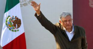 Presidente Mexicano López Obrador