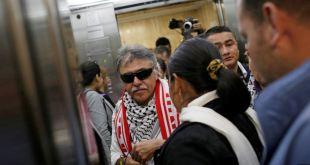 Dirigente de la FARC en Cuba