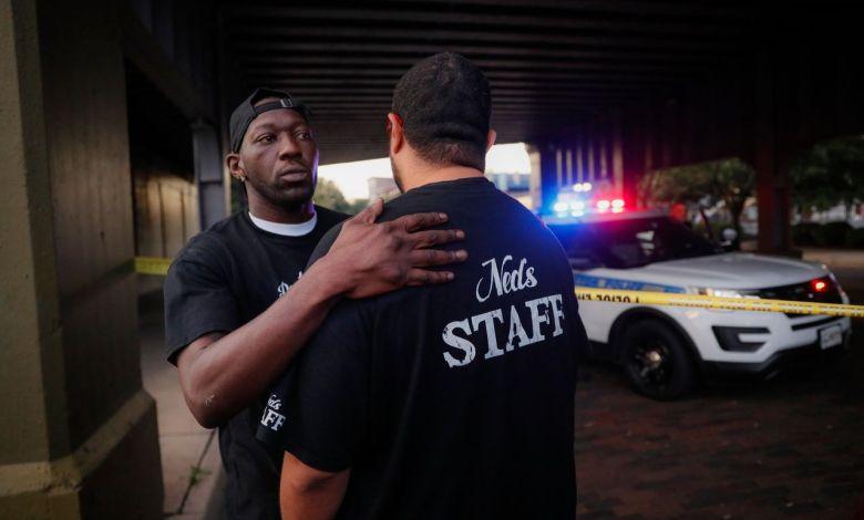 Masacre en Ohio cobra 9 vidas y docenas de heridos. 1
