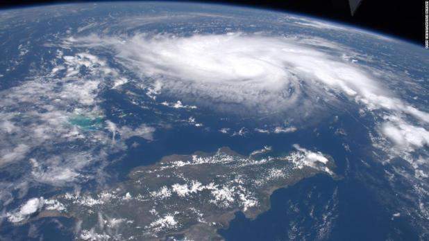 """Trump: Dorian """"es uno de los huracanes más grandes que hemos visto"""" 2"""