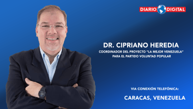 Photo of PODCAST: Desde Caracas…con Cipriano Heredia