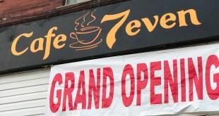 Café Seven en St. Louis