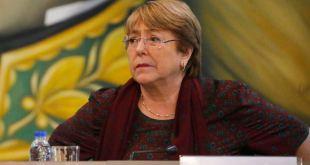Bachelet dice que rearme de las FARC tendrá consecuencias negativas 13