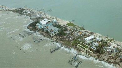 EE.UU. ayuda a Bahamas tras devastador huracán Dorian 2