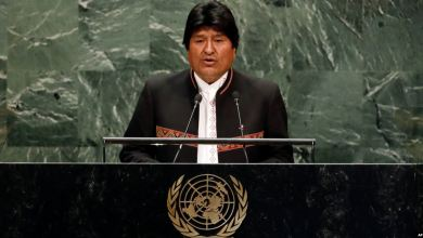 Photo of Evo Morales agradece al mundo por ayudar a combatir incendios forestales en Bolivia
