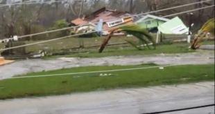 Huracán Dorian arrasa Bahamas y sigue peligroso rumbo hacia Florida 1