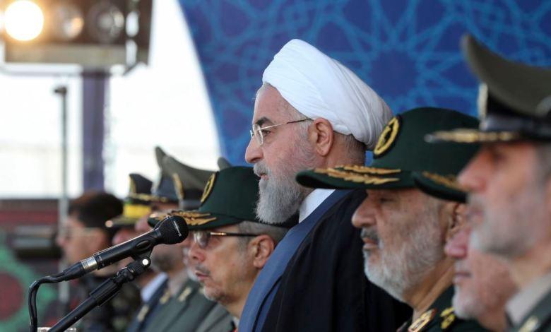 """Irán advierte que presencia de fuerzas extranjeras aumenta """"inseguridad"""" en el Golfo 4"""