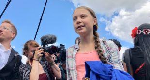 """La activista climática Greta Thunberg gana el """"Nobel alternativo"""" 3"""