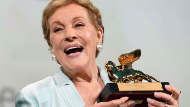 Photo of León de Oro para Julie Andrews