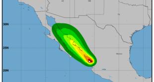 Narda alcanzará fuerza de tormenta tropical en costa de México 3