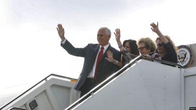 Photo of Pence defiende estadía en propiedad de Trump durante viaje a Irlanda
