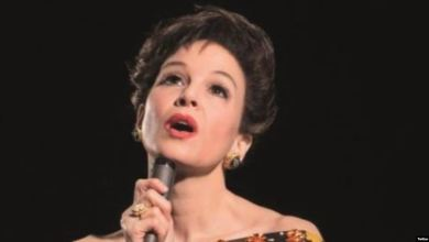 Photo of Renée Zellweger es Judy Garland