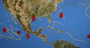 Se forma tormenta tropical Imelda en el Golfo de México 6