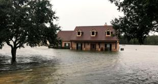 Tormenta Imelda deja dos muertos y docenas de atrapados en Texas 2