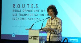 Secretaria de Transporte Elain Chao - Foto Diario Digital USA
