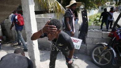 Photo of Esperan más disturbios en Haití tras fuerte protesta