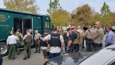 Varios heridos en Tiroteo en escuela de Los Ángeles, CA 5