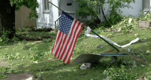Bandera después del Tornado