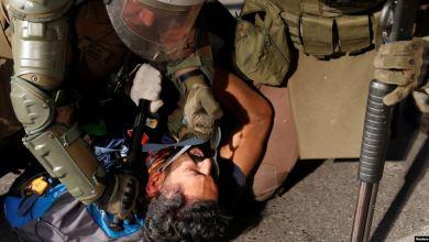Amnistía Internacional culpa a policía y militares chilenos de campaña de abusos contra manifestantes 7