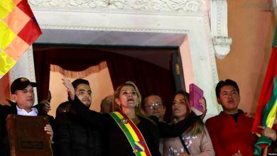 EE.UU. y otros países reconocen a presidenta interina de Bolivia 4