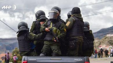 Ejército y policía patrullan calles de Bolivia, líder legislativa convoca a sesión extraordinaria 6