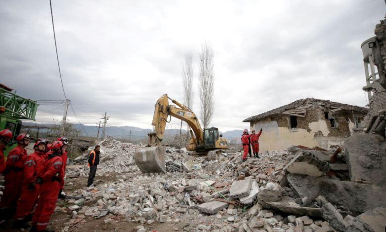 Elevan a 40 los muertos en el terremoto de Albania 3