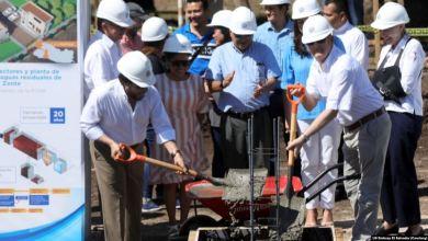Embajador de EE.UU. en El Salvador inaugura obra de infraestructura 8