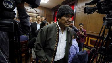 """Evo Morales dice tener notificación de Interpol tras denuncia de """"alzamiento armado"""" 6"""