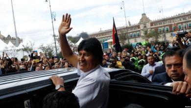 """Evo Morales: """"sigo siendo presidente"""" y """"regreso en cualquier momento"""" 2"""