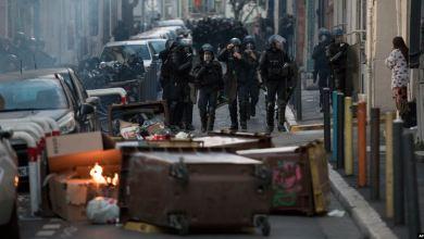 Francia: Tensión en primer aniversario de chalecos amarillos 2