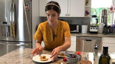 Ganadora de Master Chef Latino 2019 combina sabores colombianos con platos del Dia de Acción de Gracias 8