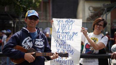 Gobierno encargado insta a los venezolanos a mantenerse en protesta permanente 6