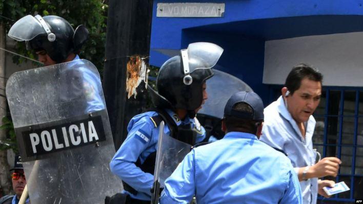 Honduras: 93% de casos de asesinatos de periodistas siguen impunes 4