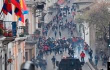 Photo of Informe: Bachelet llama al diálogo para prevenir más conflictos en Ecuador