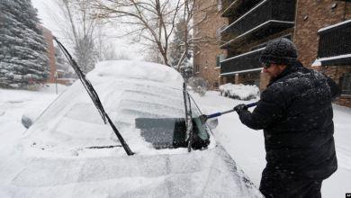 Intensa tormenta invernal comienza a desplazarse hacia el este de EE.UU. 4