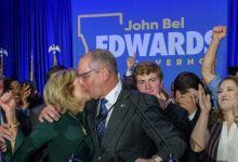 Luisiana reelige gobernador demócrata Edwards en revés para Trump 8