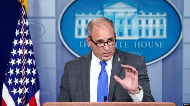 Mark Morgan: Descienden un 70% las detenciones en la frontera sur de EE.UU. 1