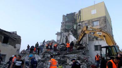Sismo deja 8 muertos en Albania, buscan sobrevivientes 1