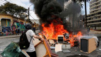 Análisis de tuits refleja injerencia de Venezuela, Cuba y Nicaragua en protestas en Chile 3