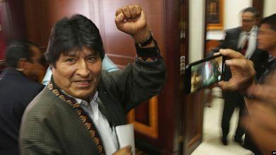 Argentina permitirá a Evo Morales hacer declaraciones políticas 10