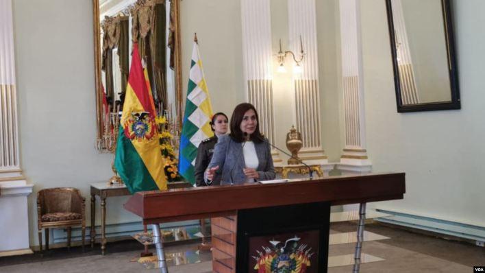 Bolivia: Canciller anuncia nueva visita de la CIDH 2