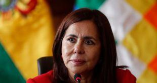 Bolivia no es colonia de Mexico, afirma canciller de La Paz 13