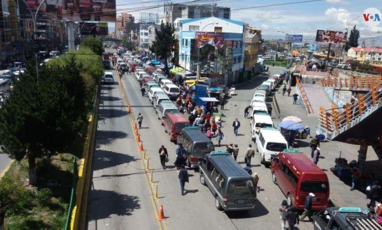 Bolivia: ¿Quiénes son hasta ahora los posibles candidatos a la presidencia? 3