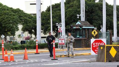 Dos muertos y un herido en tiroteo en base naval de EE.UU. en Hawái 4