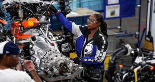 Economía de EE.UU. crece 2,1% en tercer trimestre 11