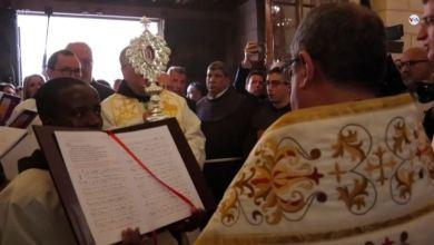El Vaticano donó un trozo de madera del pesebre donde nació Jesús a la ciudad de Belén 3