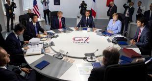 En el nuevo año, Trump encara desafíos de política exterior 17