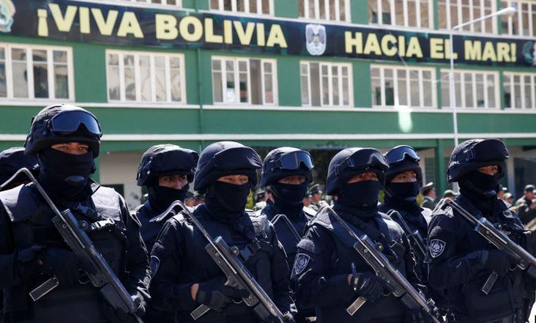Gobierno de Bolivia crea un grupo antiterrorista 3